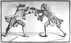 The Art of Fencing, London 1730