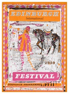 Festival programme 1959. Kindly reproduced from Capital Collections:www.capitalcollections.org.uk