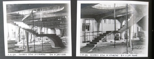 Jenners extension programme photographs, 1961. From collection held at Edinburgh City Archives