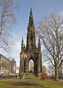 Edinburgh_Scott_Monument